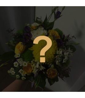Bouquet de fleurs fraîches surprise