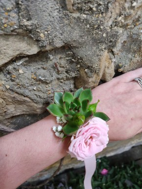 Bracelet fleurie